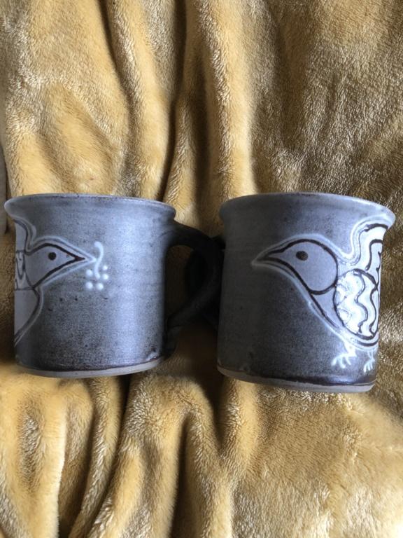Dove Mugs by Ann Wrightson  F58b1410