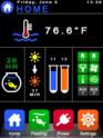 Interface Aquarium controler Home11