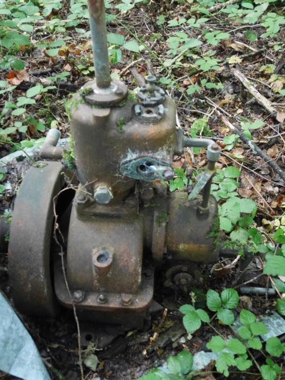moteur - présentation et identification moteur ASTER  usine plâtriére P1000825