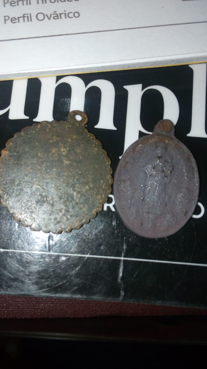 Busco Ayuda con estas Medallas de la Virgen Maria 210