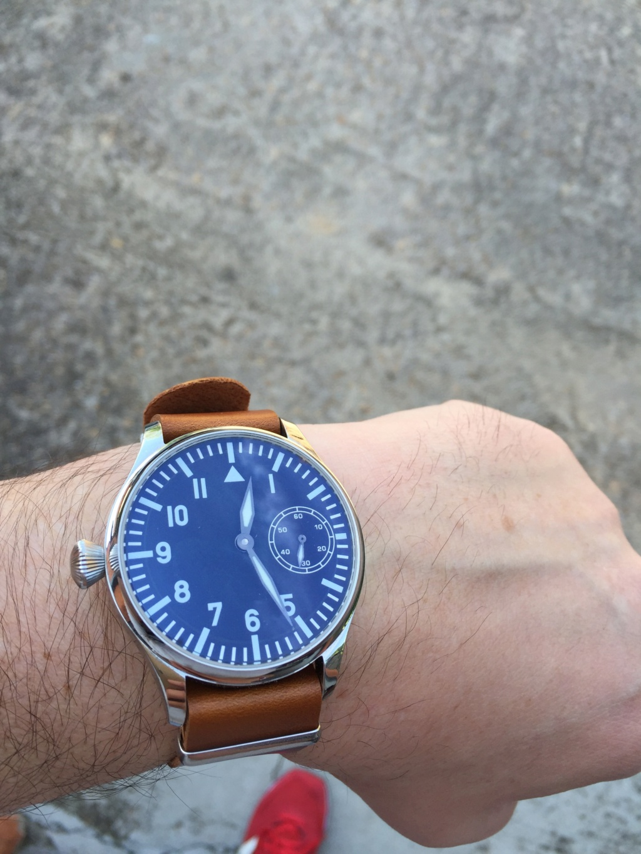 ¿Que reloj llevamos hoy? - Página 17 Img_0511