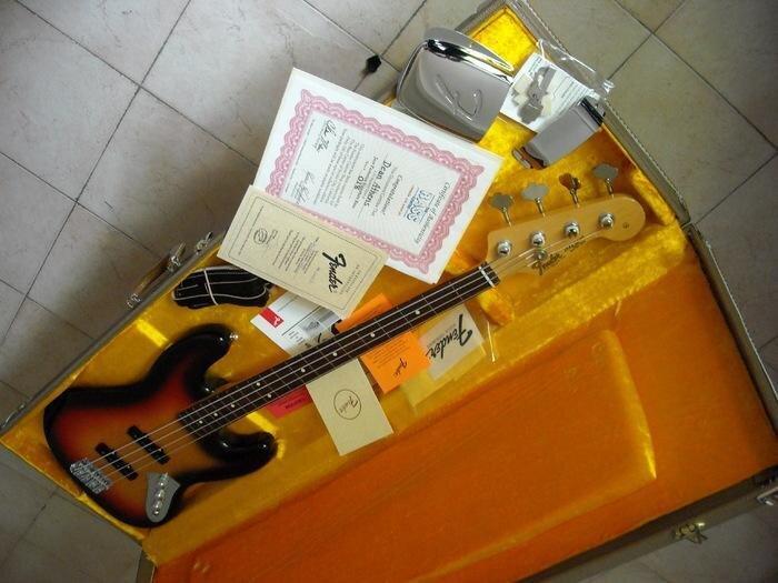 Fender Jaco Pastorius Tribute Imagep10