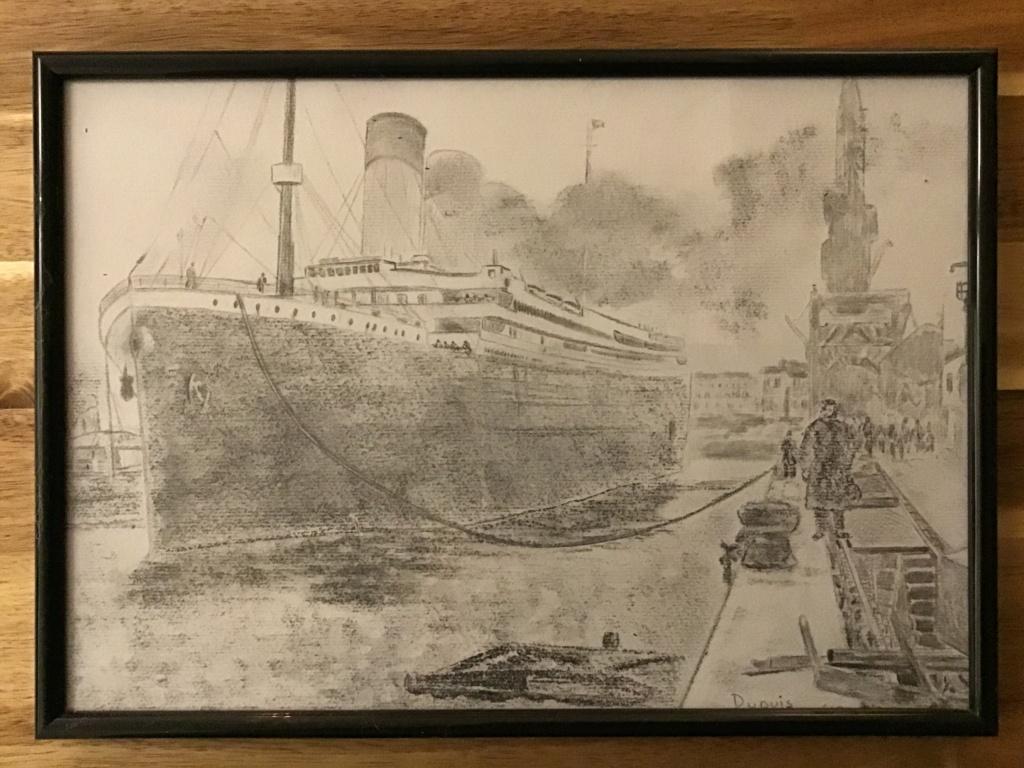 Titanic au fusain  55f8cb10