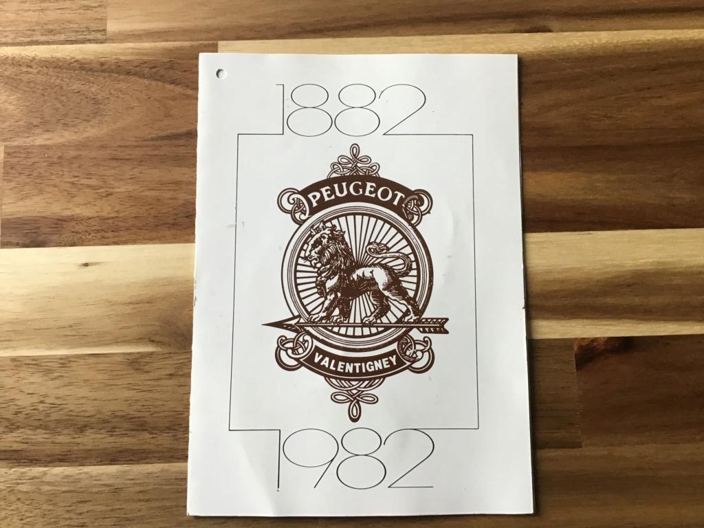 Peugeot PH12 jubilé de 1982 8bb22010