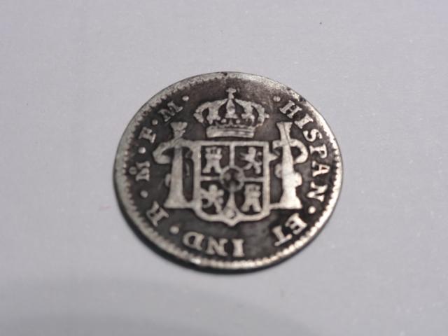 1/2 real 1799. Carlos IV. Méjico. Agradecería ayuda  Dsc06311