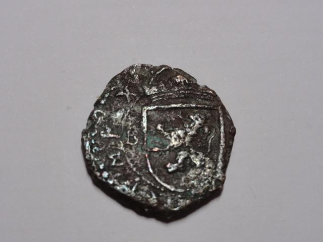 8 maravedís de Felipe III de Burgos. Dsc06416
