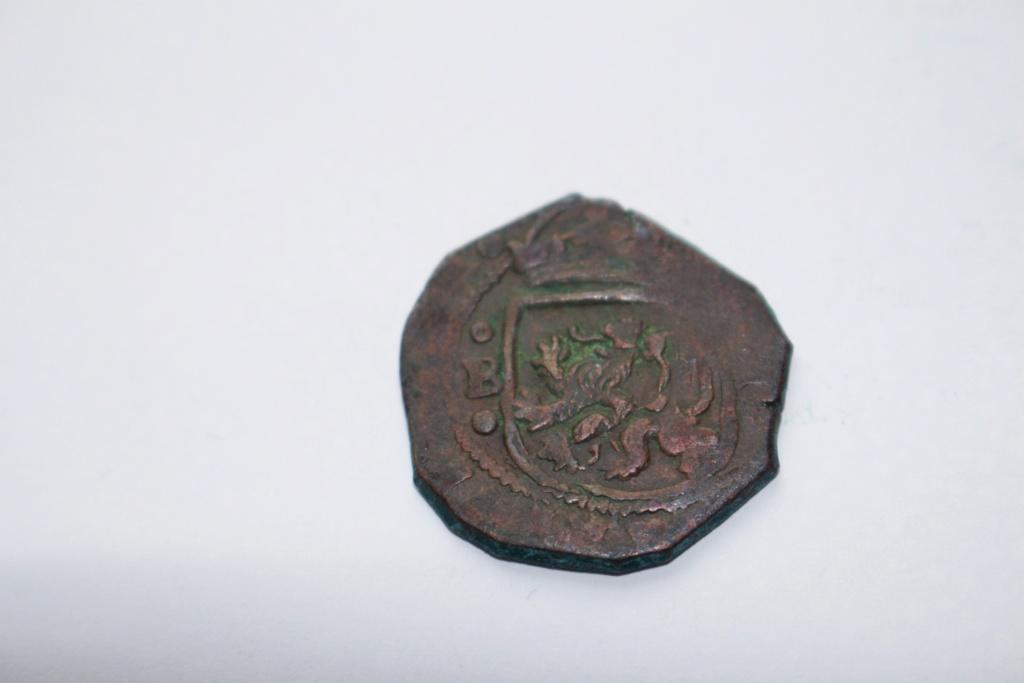 8 maravedís de Felipe III o Felipe IV, Burgos. Img_1015