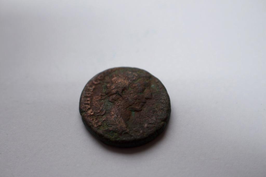 As de Cómodo. IMP II COS II P P S C. Marte avanzando a dcha. Roma. Img_1032