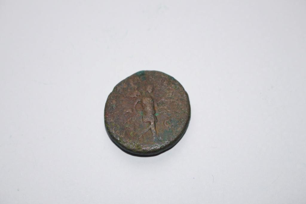 As de Cómodo. IMP II COS II P P S C. Marte avanzando a dcha. Roma. Img_1039