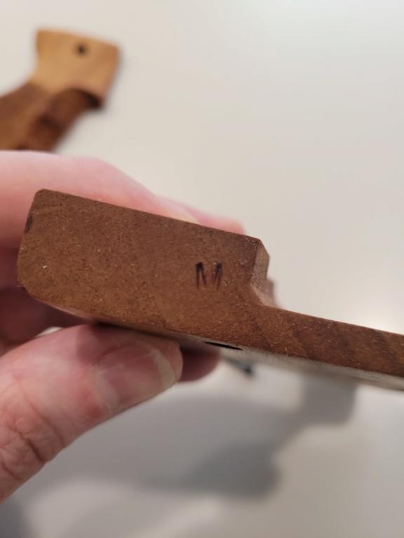 SOLD - Morini CM 1911 Medium anatomic grips 20201220