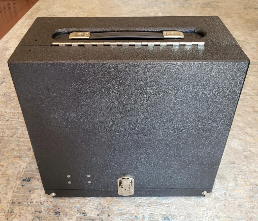 Sold: Precision Pistol Box - 3 Gun Deluxe Mint - $275 20210512