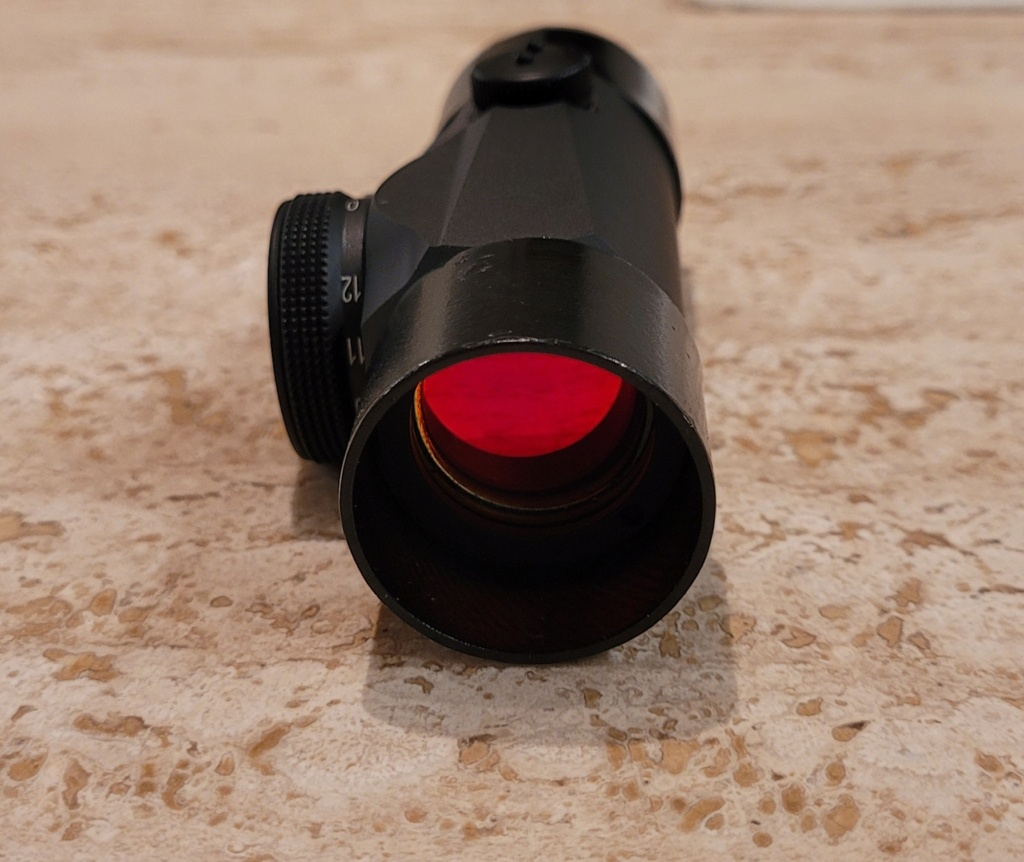 SOLD- Aimpoint H-1 with shades Ap510