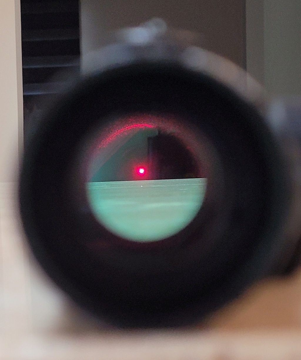 SOLD- Aimpoint H-1 with shades Ap810