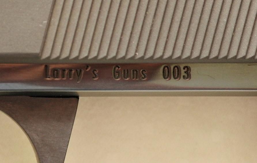 SPF - Hammerli 208s / 215s Larry's Guns CUSTOM Bullseye Package Sam_7310