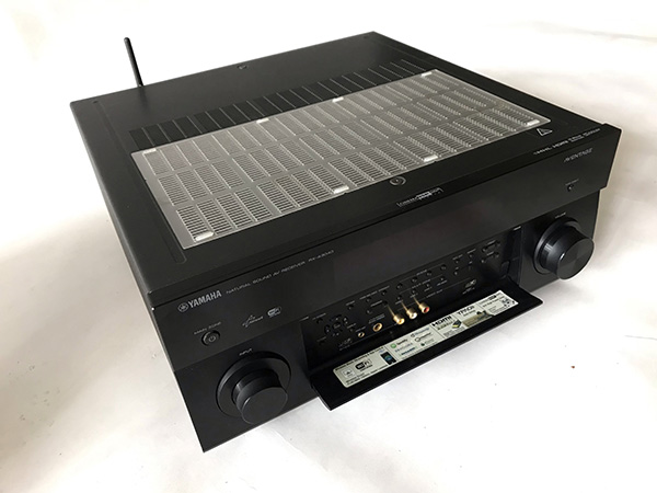 USED YAMAHA RX-A3040 AV RECEIVER 9.1 Channel For Sale 410
