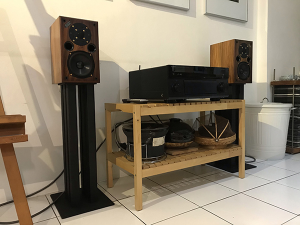 Used Acoustic Energy AE1 Reference Series 2 Img_3612
