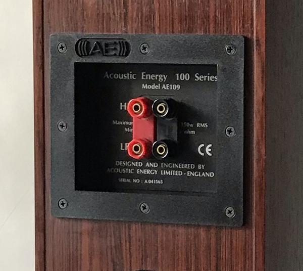 Used Acoustic Energy 5.1 Series 100 Speakers Img_3619