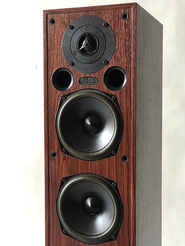 Used Acoustic Energy 5.1 Series 100 Speakers Img_3620