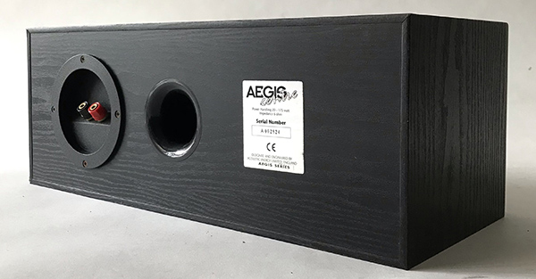 Used Acoustic Energy 5.1 Series 100 Speakers Img_3624