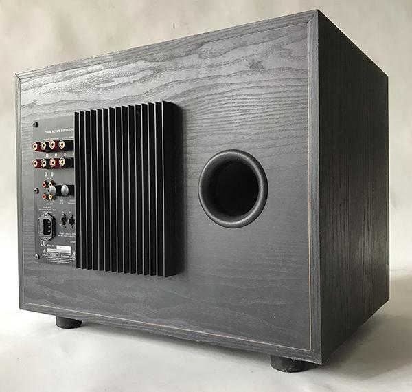 Used Acoustic Energy 5.1 Series 100 Speakers Img_3626