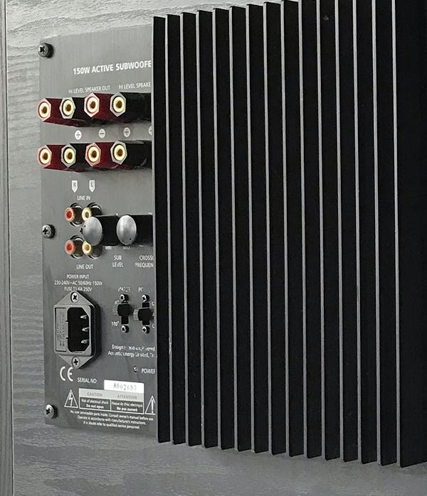 Used Acoustic Energy 5.1 Series 100 Speakers Img_3628