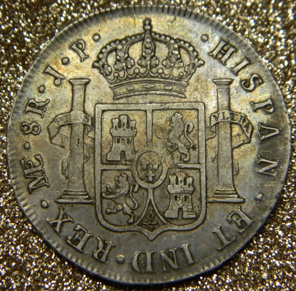 8 Reales 1811. Fernando VII. Lima (Busto Indígena) 2h4j2110