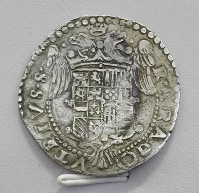 Carlos I (1516-1556). 1/2 ducado. Nápoles 90989310