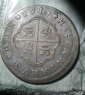 real de a 8 de Felipe V ceca de  Sevilla 1718 Dsc_0016