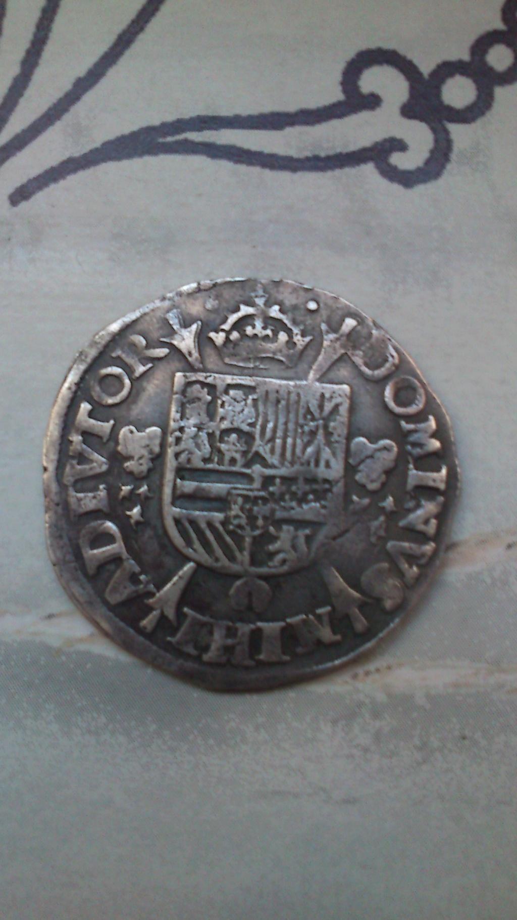 1/5 de Escudo - Felipe II - Amberes Img-2010