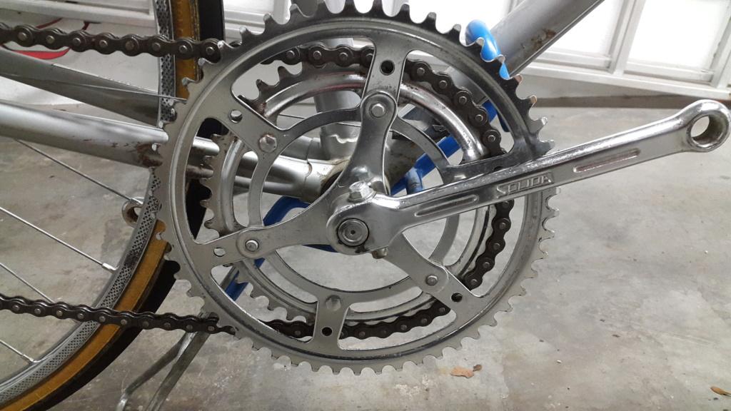 Vélo Gitane 1978 (?) 20200114