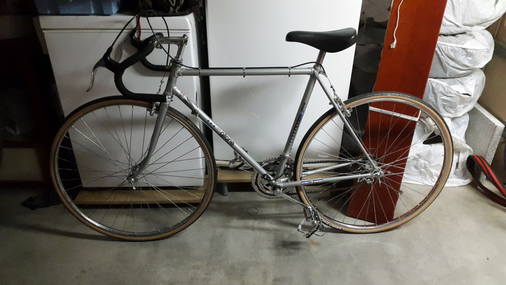 Vélo Gitane 1978 (?) 20200211