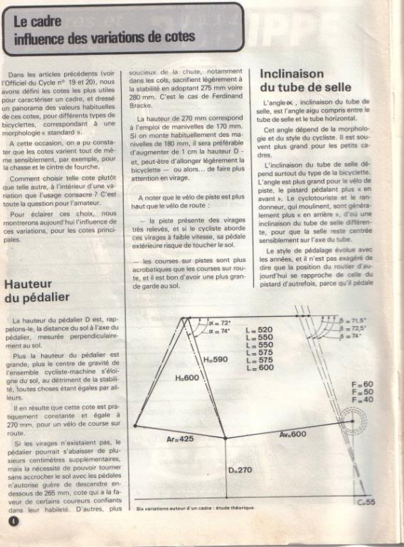 Position selle-guidon trop grande? - Page 3 Cadre110
