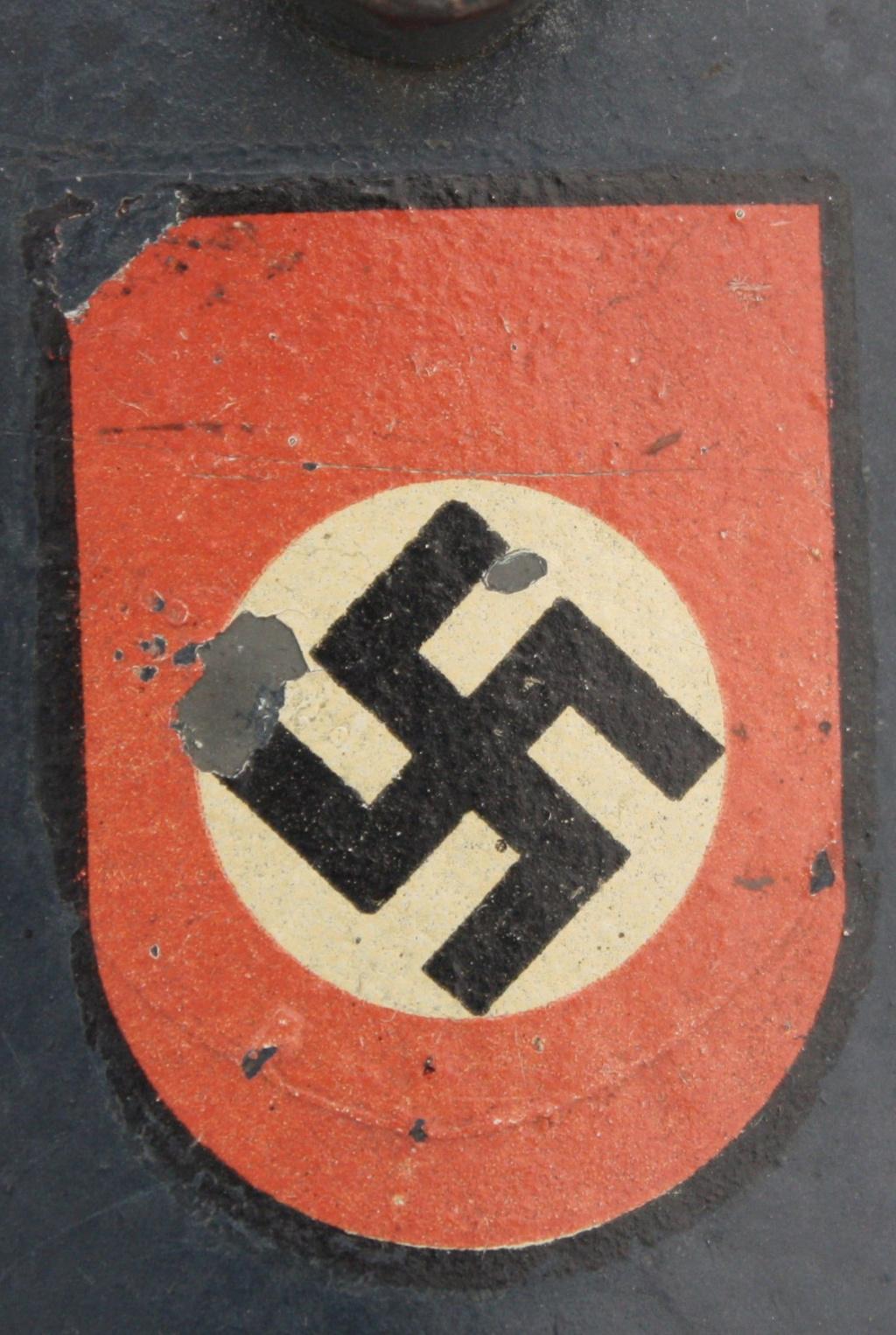 casque allemand Reichbahn Polizei - Page 2 267bc410