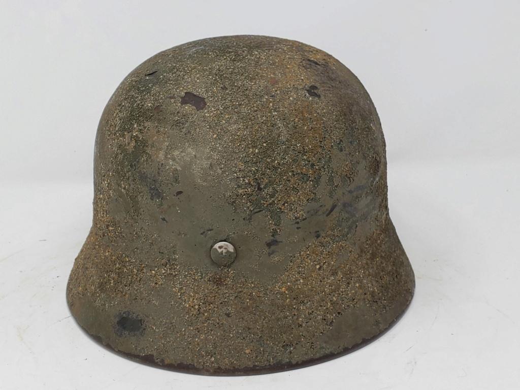 Identification Numéro sur casque allemand AK. 3266d010
