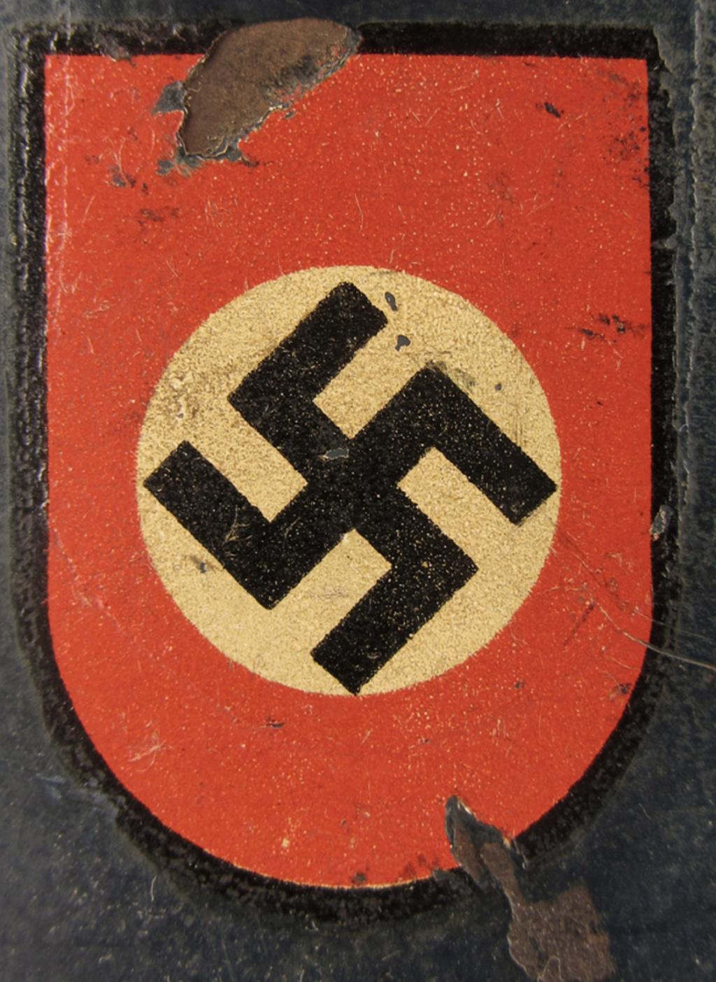 casque allemand Reichbahn Polizei - Page 2 3711ce10