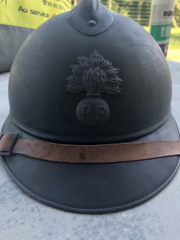 Estimation superbe casque Adrian 435d3010