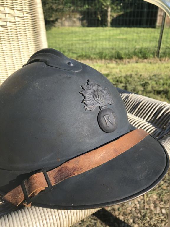 Estimation superbe casque Adrian 69290e10