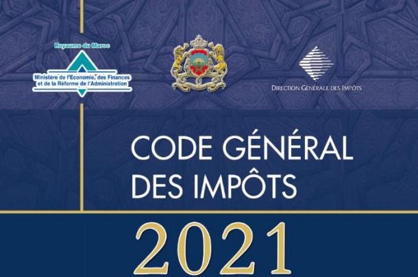 CODE GENERAL DES IMPOTS 2021 Cgi20210