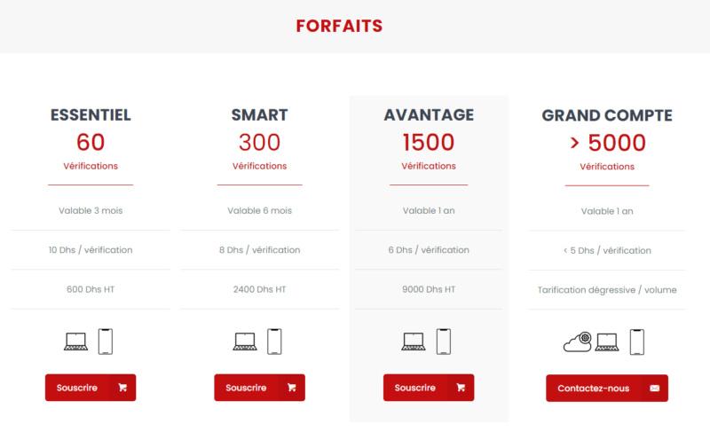 بنك المغرب يعلن إطلاق خدمة مركزة الشيكات غير الصحيحة Check_10