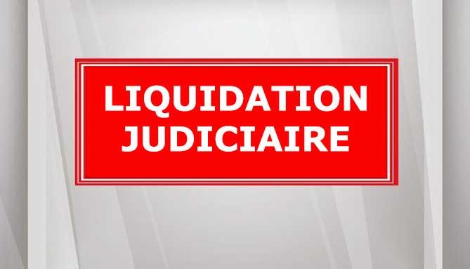LIQUIDATION JUDICIAIRE Liquid10