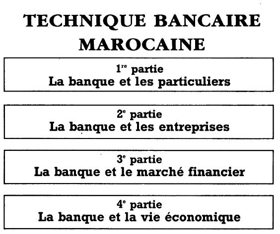 Cours Techniques Bancaire Marocaines T_banq10