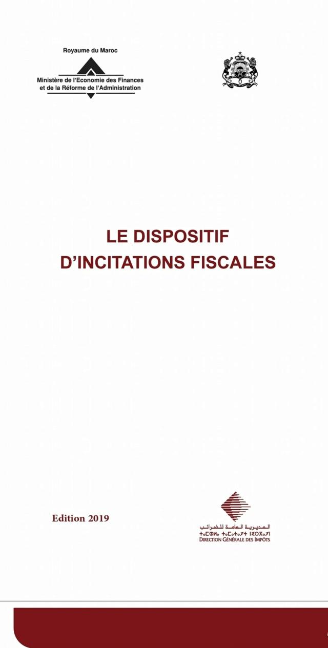 LE DISPOSITIF D'INCITATIONS FISCALES (Direction générale des impôts) Tem10