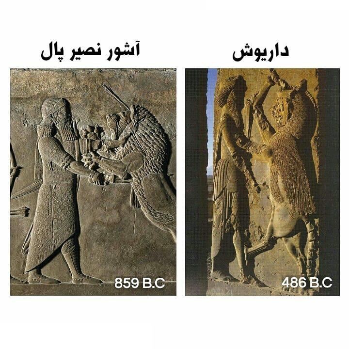 الأرقام باللغة الآشورية القديمة، سكان العراق القدماء Negar_14
