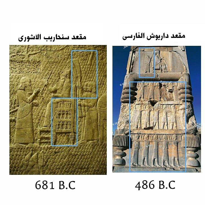 الأرقام باللغة الآشورية القديمة، سكان العراق القدماء Negar_16