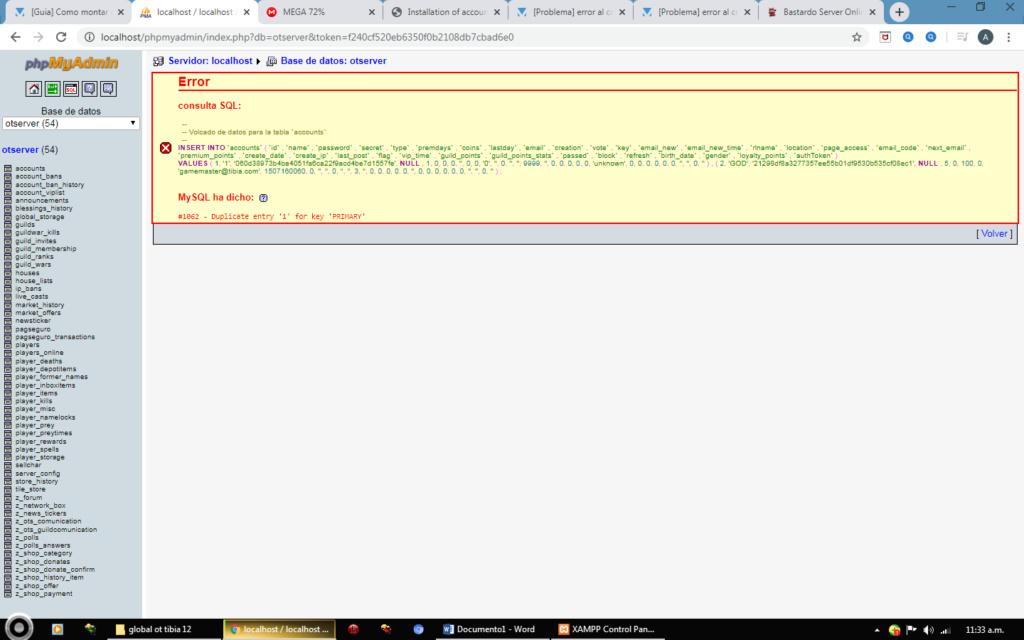 [Problema] error al creat la pagina Sin_tz16