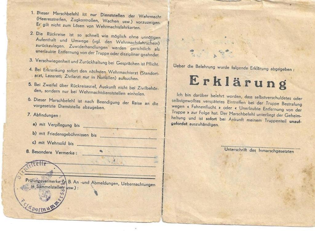 papier  12. SS Div. HJ Marsch11
