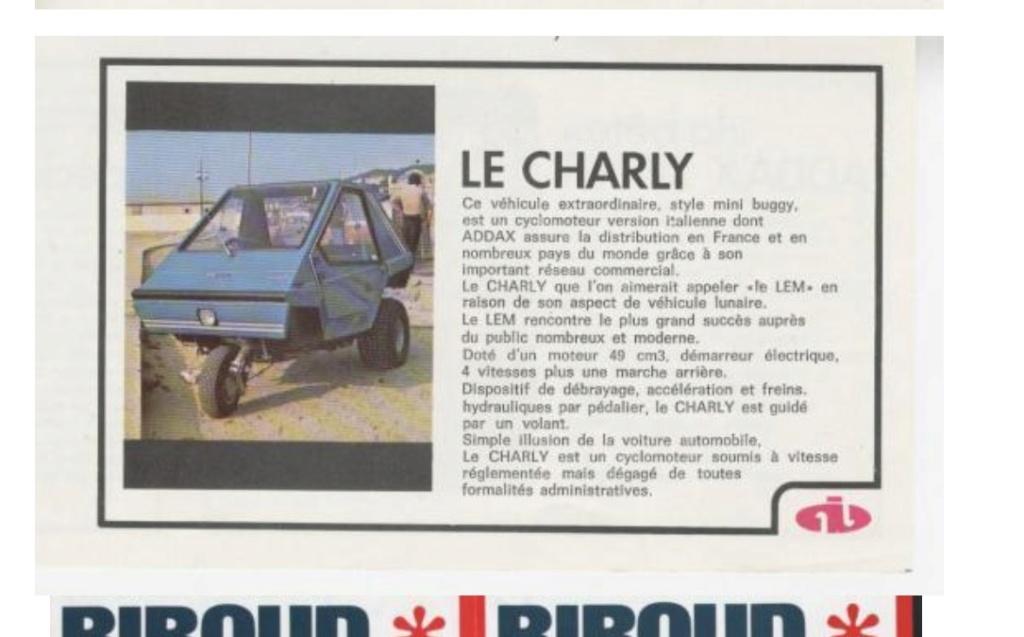 Presentation rénovation d'une voiturette sans permis SNUGGY - CHARLY 2020-090