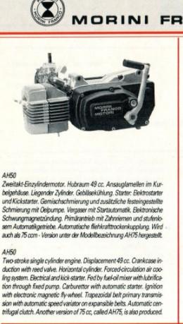 Malaguti Ch 50 de 1984 2020-186