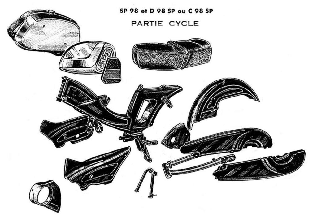 Mobylette AV68 de 1962 A000411
