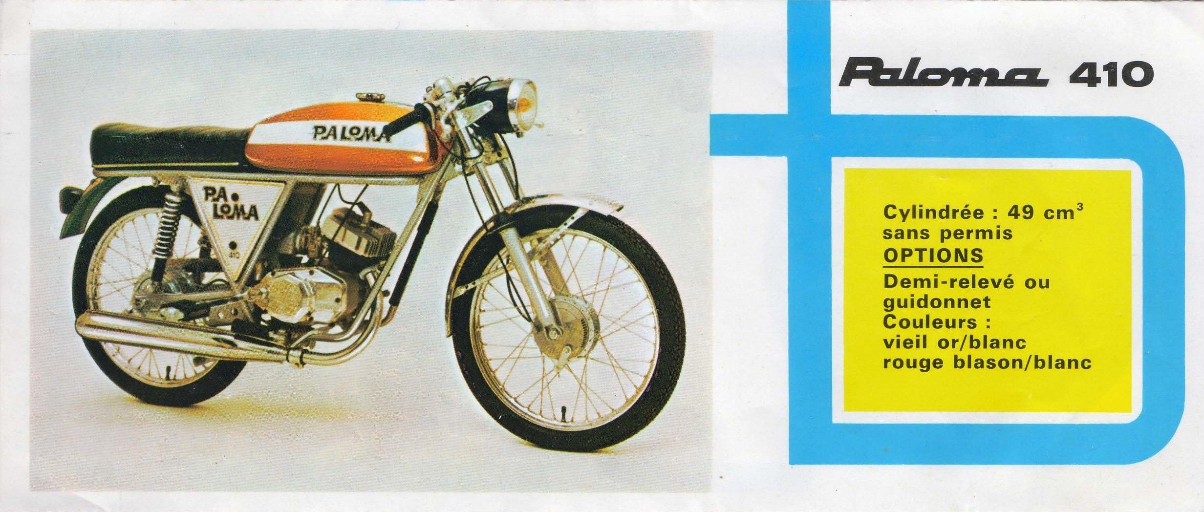 Paloma 410 A00140